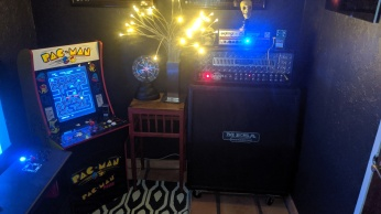 Pac-Man, Wii and The Loudest Amp in the Smallest Room